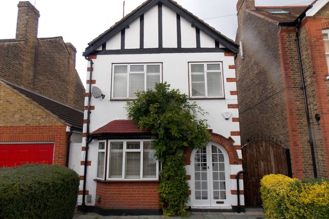 Thumbnail Detached house for sale in Lower Park Road, Loughton