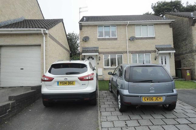 Thumbnail Semi-detached house for sale in Ware Road, Caerphilly