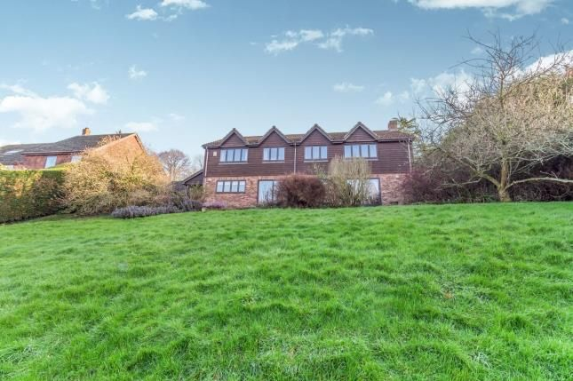 Thumbnail Detached house for sale in Priory Close, East Farleigh, Maidstone, Kent