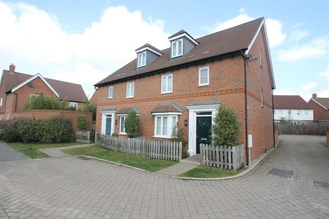 Thumbnail Semi-detached house for sale in Harding Lane, Broadbridge Heath, Horsham