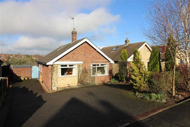 Thumbnail Bungalow for sale in Beeley Close, Allestree, Derbyshire
