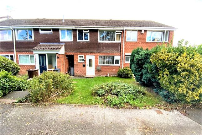 3 bed terraced house for sale in Foxland Close, Shirley, Solihull B90