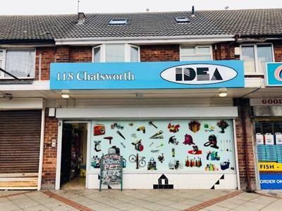 Thumbnail Retail premises to let in 118 Chatsworth Avenue, Fleetwood, Lancashire