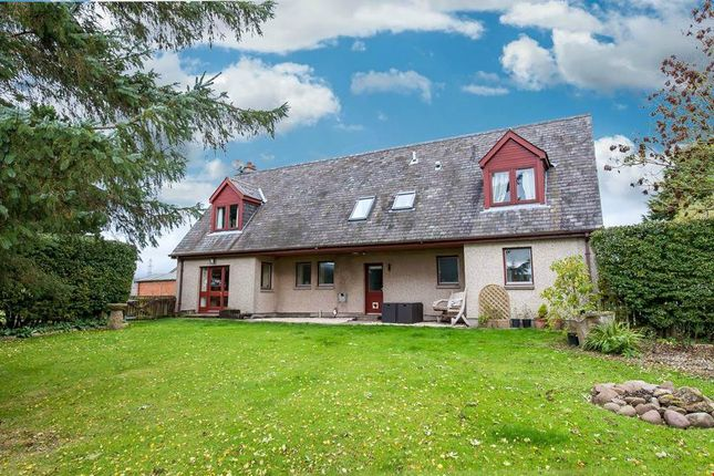 Thumbnail Detached house for sale in Fordoun, Laurencekirk, Aberdeenshire
