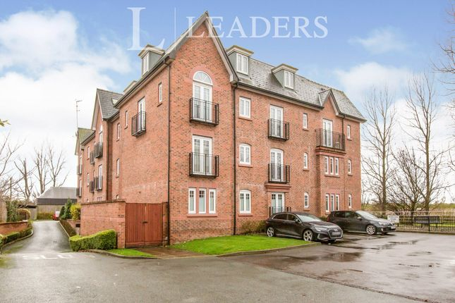 Thumbnail Flat to rent in Wheelock House, Barony Road, Nantwich