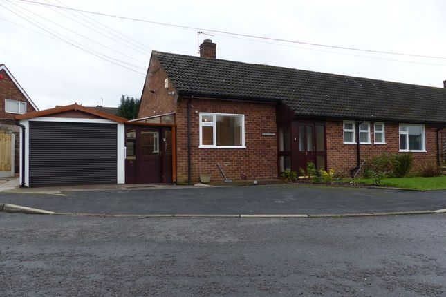 Thumbnail Semi-detached bungalow to rent in Sutherland Drive, Muxton, Telford