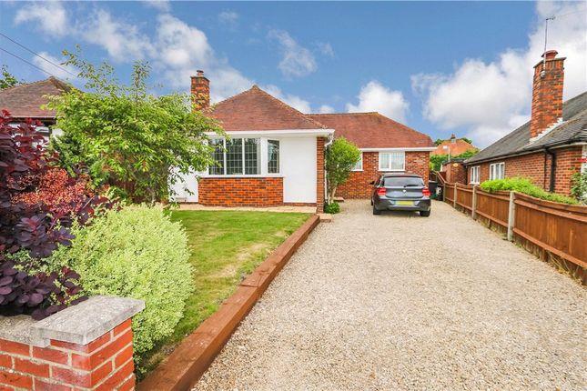 Thumbnail Detached bungalow for sale in Testlands Avenue, Nursling, Southampton, Hampshire