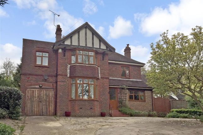 Thumbnail Detached house for sale in Warren Road, Worthing, West Sussex