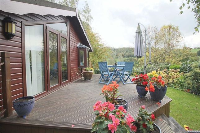 Outside of 10, Willow Court, Valley View Holiday Park, Welshpool, Powys SY21