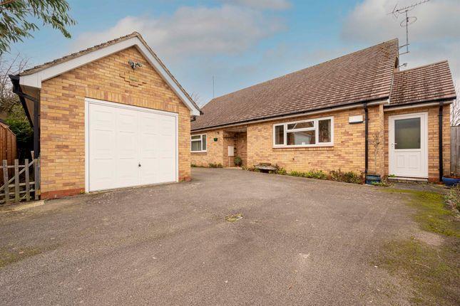 Thumbnail Detached bungalow for sale in Princes Avenue, Desborough, Kettering
