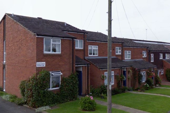 Thumbnail Flat to rent in Styles Close, Hampton Magna, Warwick, Warwickshire