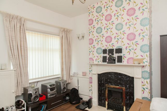 Thumbnail Terraced house to rent in Elphinstone Road, Trent Vale, Stoke-On-Trent