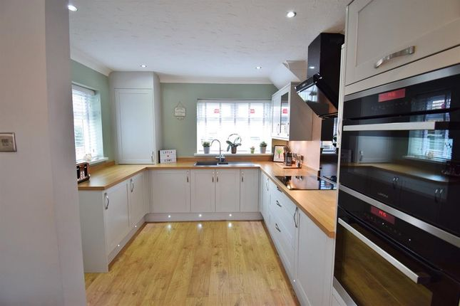 Kitchen of Sandford Close, Beechwood, Middlesbrough TS4