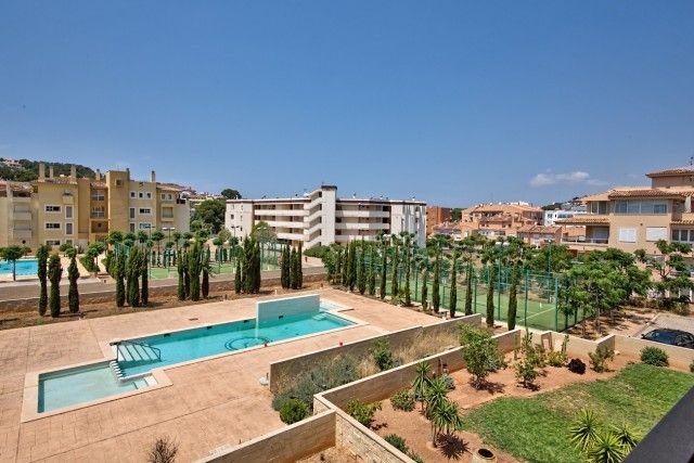 Vistas of Spain, Mallorca, Calvià, Santa Ponsa