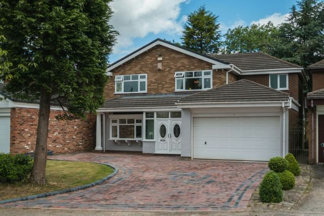 Thumbnail Detached house for sale in Wychwood, Bowdon, Altrincham