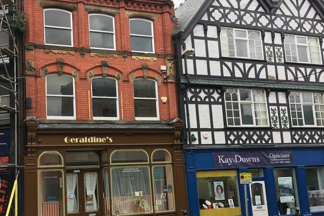 Thumbnail Retail premises for sale in 39 Great Underbank, Stockport, Cheshire