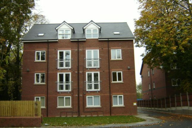 Thumbnail Flat for sale in Park Lodge, 7-9 Alexandra Road South, Whalley Range, Manchester