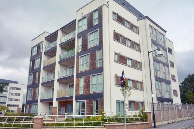Thumbnail Flat for sale in Synergy Two Ashton Old Road, Beswick, Manchester