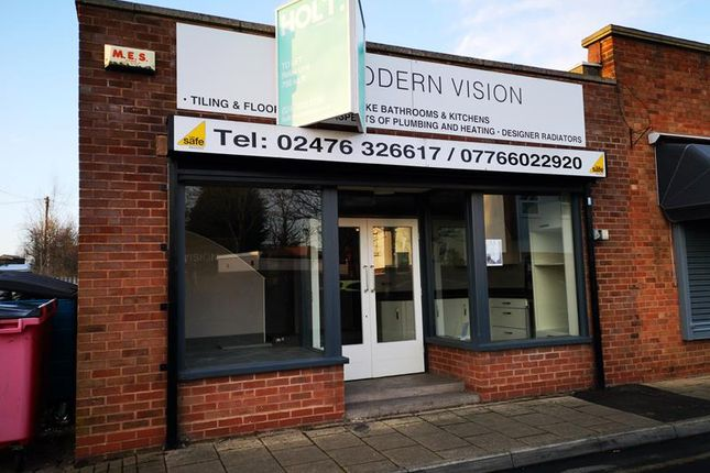 Thumbnail Retail premises to let in 5 George Street, Attleborough, Nuneaton