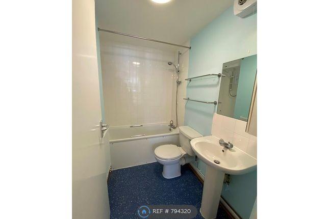 En Suite, Downstairs Bathroom