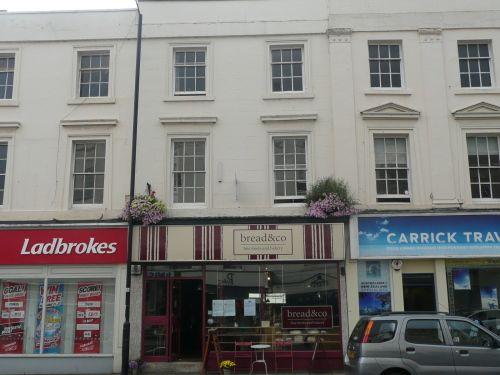 Thumbnail Town house to rent in Warwick Court, Warwick Street, Leamington Spa