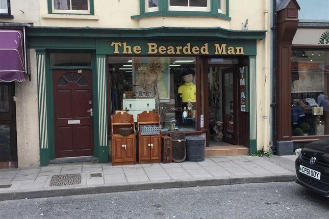 Thumbnail Retail premises to let in Chalybeate Street, Aberystwyth, Ceredigion