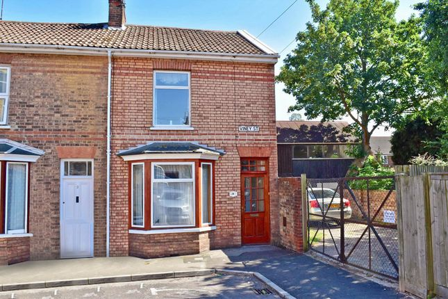Thumbnail End terrace house for sale in Viney Street, Taunton