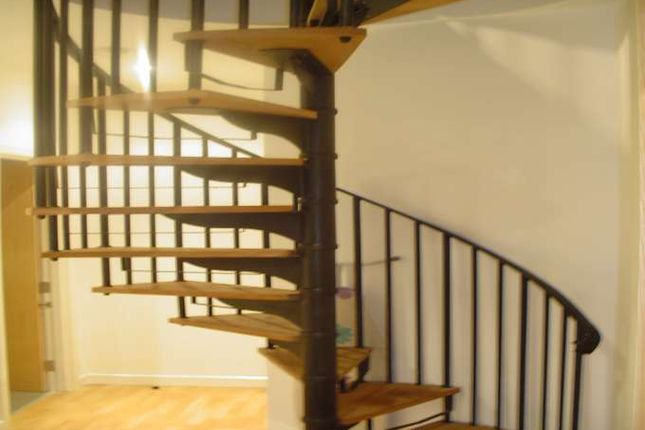 Staircase of Treadwell Mills, Bradford BD1