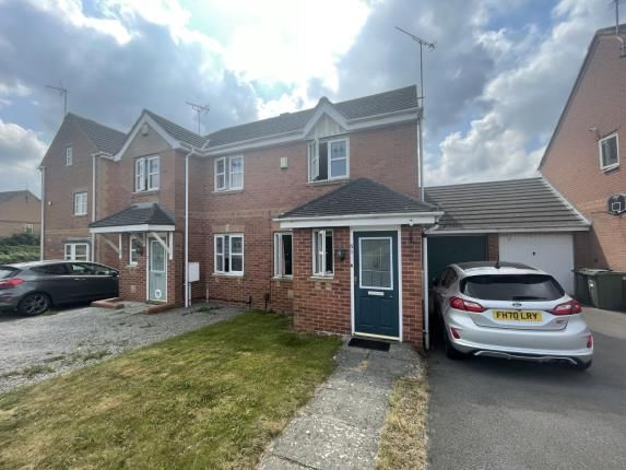 2 bed semi-detached house for sale in Darien Way, Thorpe Astley, Leicester, Leicestershire LE3