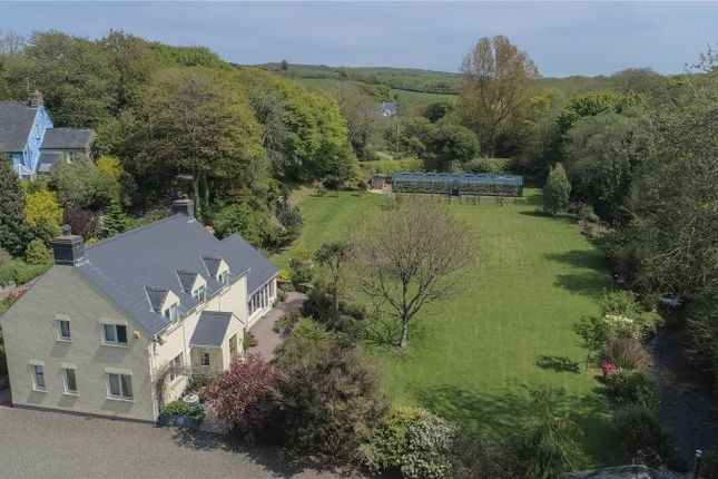 Thumbnail Detached house for sale in Tregwynt Nursery, Castle Morris, Haverfordwest, Pembrokeshire