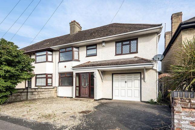 Thumbnail Semi-detached house for sale in Headington Quarry, Oxford