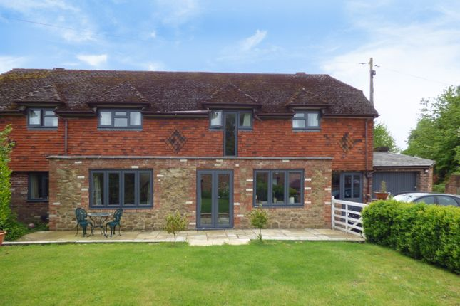 Thumbnail Detached house to rent in Hawksfold Lane West, Fernhurst, Haslemere
