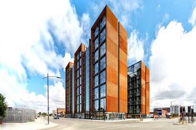 Thumbnail Flat for sale in Vauxhall Road, Liverpool