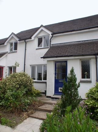 Thumbnail Terraced house to rent in Bretteville Close, Chagford, Newton Abbot