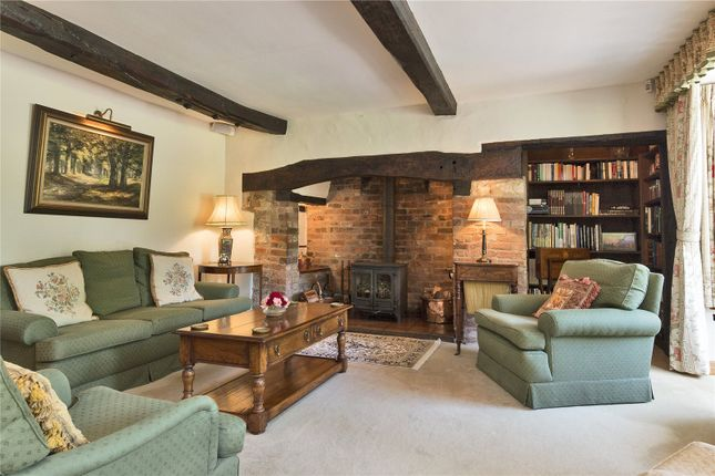 Drawing Room of Crown Lane, Cressage, Shrewsbury SY5