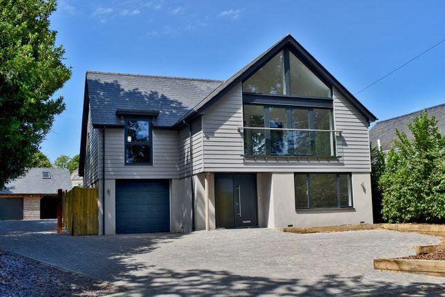 Thumbnail Detached house for sale in Rookes Lane, Woodside, Lymington