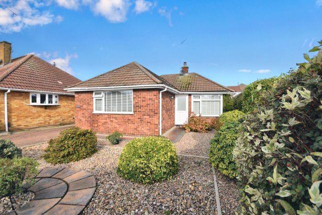 Thumbnail Detached bungalow for sale in Fernie Close, Barton Seagrave, Kettering