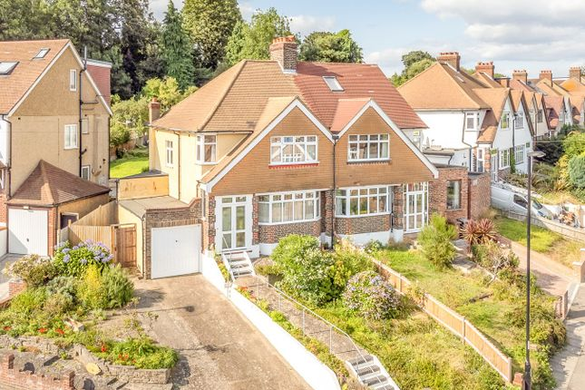 3 bed semi-detached house for sale in Derby Hill Crescent, Forest Hill, London SE23