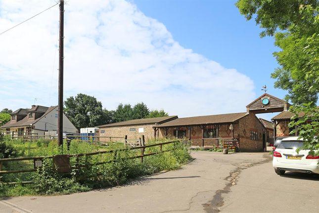 Thumbnail Land for sale in Kemnal Road, Chislehurst