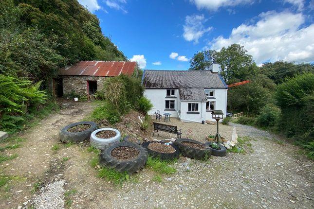 Land for sale in Brynhoffnant, Llandysul