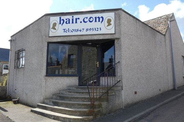 Thumbnail Property for sale in Barrock Street, Thurso