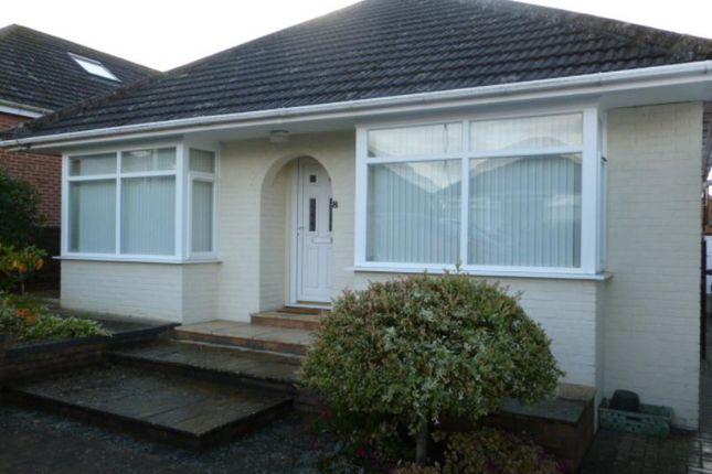 Thumbnail Bungalow to rent in 8 Glenda Road, Norwich