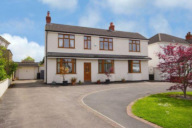 Thumbnail Detached house for sale in 190 Badminton Road, Coalpit Heath, Bristol