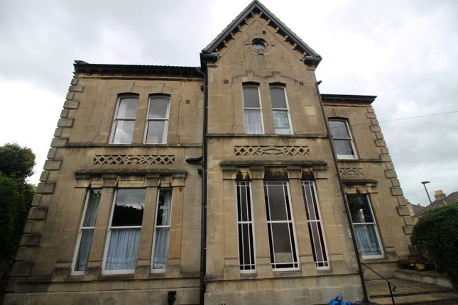 Thumbnail Flat to rent in Upper Oldfield Park, Bath