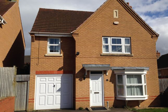 Thumbnail Property to rent in Villa Way, Wootton, Northampton