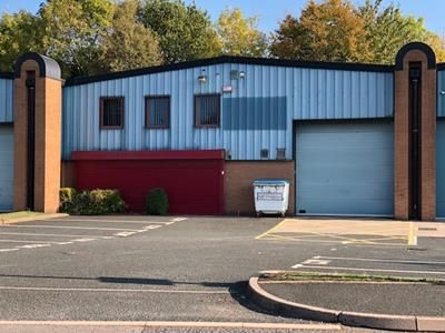 Thumbnail Light industrial to let in Unit 7, Holly Park Industrial Estate, Spitfire Road, Birmingham