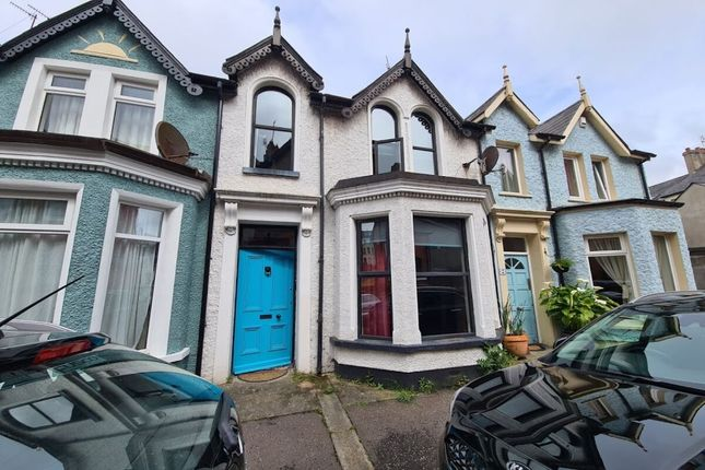 Thumbnail Terraced house for sale in Somerset Avenue, Bangor