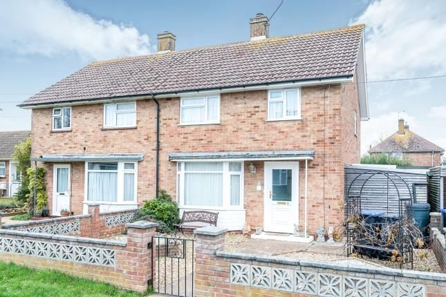 Thumbnail Semi-detached house for sale in Palmerston Avenue, Goring-By-Sea, Worthing, West Sussex