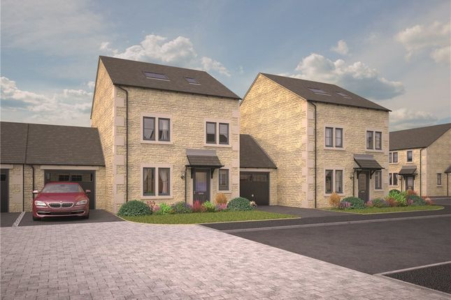Thumbnail Link-detached house for sale in Dalesview Close, Clapham, Lancaster