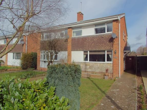 Thumbnail Semi-detached house for sale in Chandler's Ford, Eastleigh, Hampshire